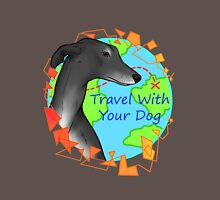 Travel With Your Dog Unisex T-Shirt