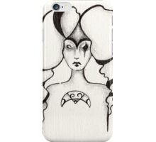 The High Priestess  iPhone Case/Skin