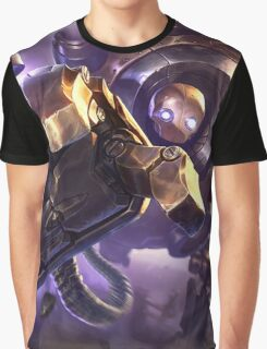 The Great Steam Golem Graphic T-Shirt