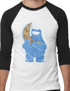 Cookie Moon Men's Baseball ¾ T-Shirt