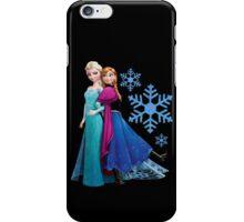 Frozen - Elsa and Anna Design iPhone Case/Skin
