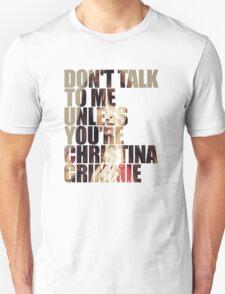 grimmie Unisex T-Shirt