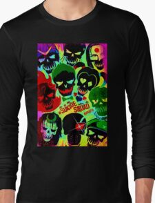 SUICIDE SQUAD Long Sleeve T-Shirt