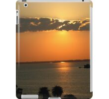 Sun taken home iPad Case/Skin