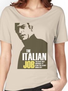 Michael Caine - The Italian Job Women's Relaxed Fit T-Shirt