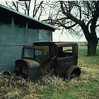 Old Jalopy by WildestArt