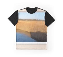 Titchfield Haven, England Graphic T-Shirt