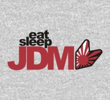 Eat Sleep JDM (6) by PlanDesigner
