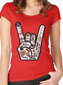 RHCP Women's Fitted Scoop T-Shirt