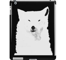 THE RUFFLED BEAR iPad Case/Skin