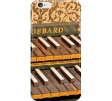Hubbard Magic iPhone Case/Skin