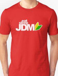 Eat Sleep JDM (5) Unisex T-Shirt