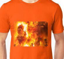 Fallas Valencia Unisex T-Shirt