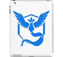 pokemon GO team mystic iPad Case/Skin