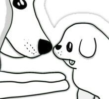 Small Pupper Meme Sticker