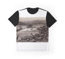 The Peak District, England Graphic T-Shirt
