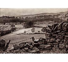 The Peak District, England Photographic Print