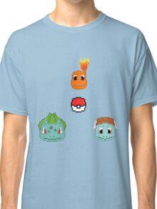 Starters Pixel Art Classic T-Shirt