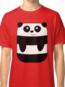 Funny Rectangular Panda Classic T-Shirt