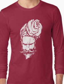 THE SADHU TEE Long Sleeve T-Shirt