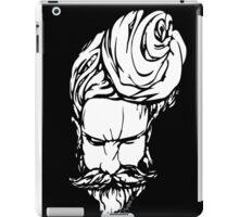 THE SADHU TEE iPad Case/Skin