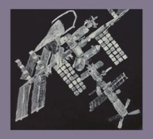 ISS International Space Station - Limited Edition Kids Tee