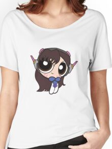 Overwatch D. VA Women's Relaxed Fit T-Shirt