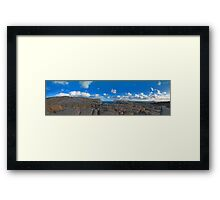 The Southern Coast, Western Australia Framed Print
