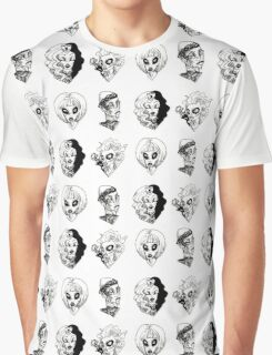 Four of Sharon Needles Graphic T-Shirt