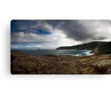 The Southern Coast, Western Australia Canvas Print