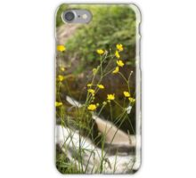 Beezley Through the Buttercups iPhone Case/Skin