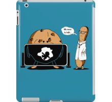 Cookies X-Ray  & Cookie Monster iPad Case/Skin