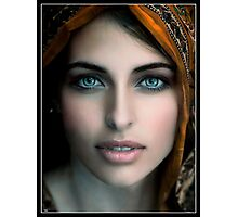 Australian Gypsy Photographic Print
