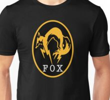 -METAL GEAR SOLID- FOX Unisex T-Shirt
