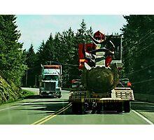 Double Heavy Load Photographic Print