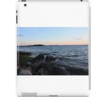 Island life to the max iPad Case/Skin