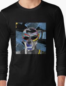 MF DOOM Art Long Sleeve T-Shirt