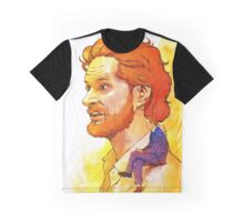 Bryan Fuller and Tiny Hannibal Graphic T-Shirt