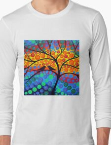 Tree of Joy III Long Sleeve T-Shirt