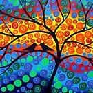 Tree of Joy III by cathyjacobs