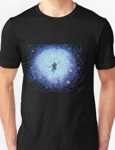 """""""Lost in space"""" Gouache painting T-Shirt"""