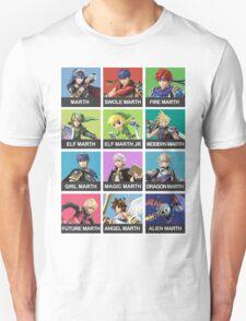Marth Tier List Unisex T-Shirt