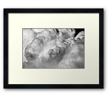 Avalanche ~ of Clouds Framed Print