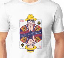 Elvis Costello Tour 2016 (3) Unisex T-Shirt