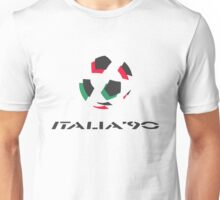FIFA World Cup 90 Italy Unisex T-Shirt
