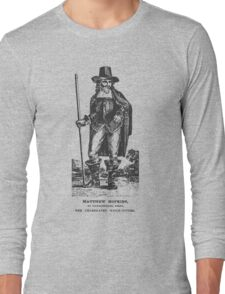 Matthew Hopkins Long Sleeve T-Shirt