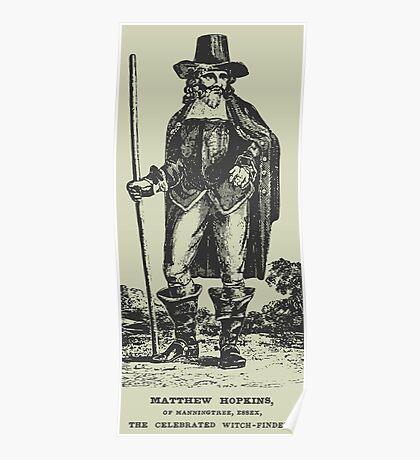 Matthew Hopkins Poster