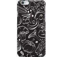 - Vegetable pattern - iPhone Case/Skin