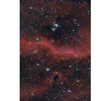 Pink Galaxy Photographic Print