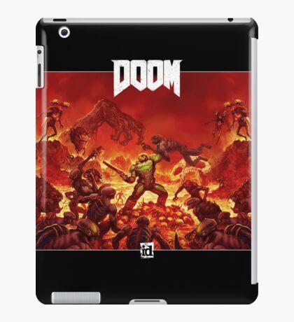 DOOM - Modern Version iPad Case/Skin